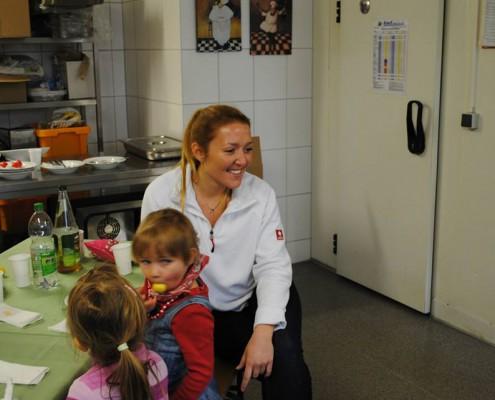 Kindergarten Catering - gesunde Ernährung für Kinder