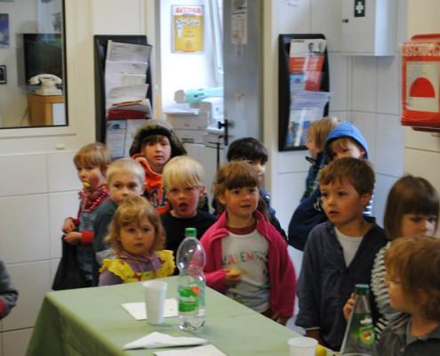 Kindergarten Catering Impressionen Event