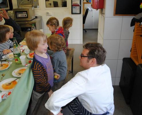 Kindergarten Catering - Lenschen & Sohn